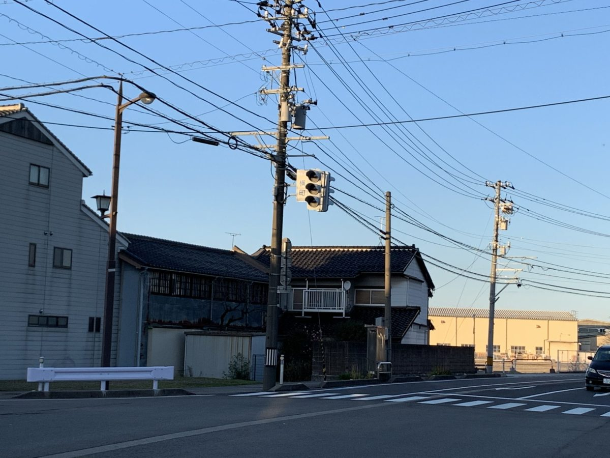 猿が辻公園から喜知屋への道2
