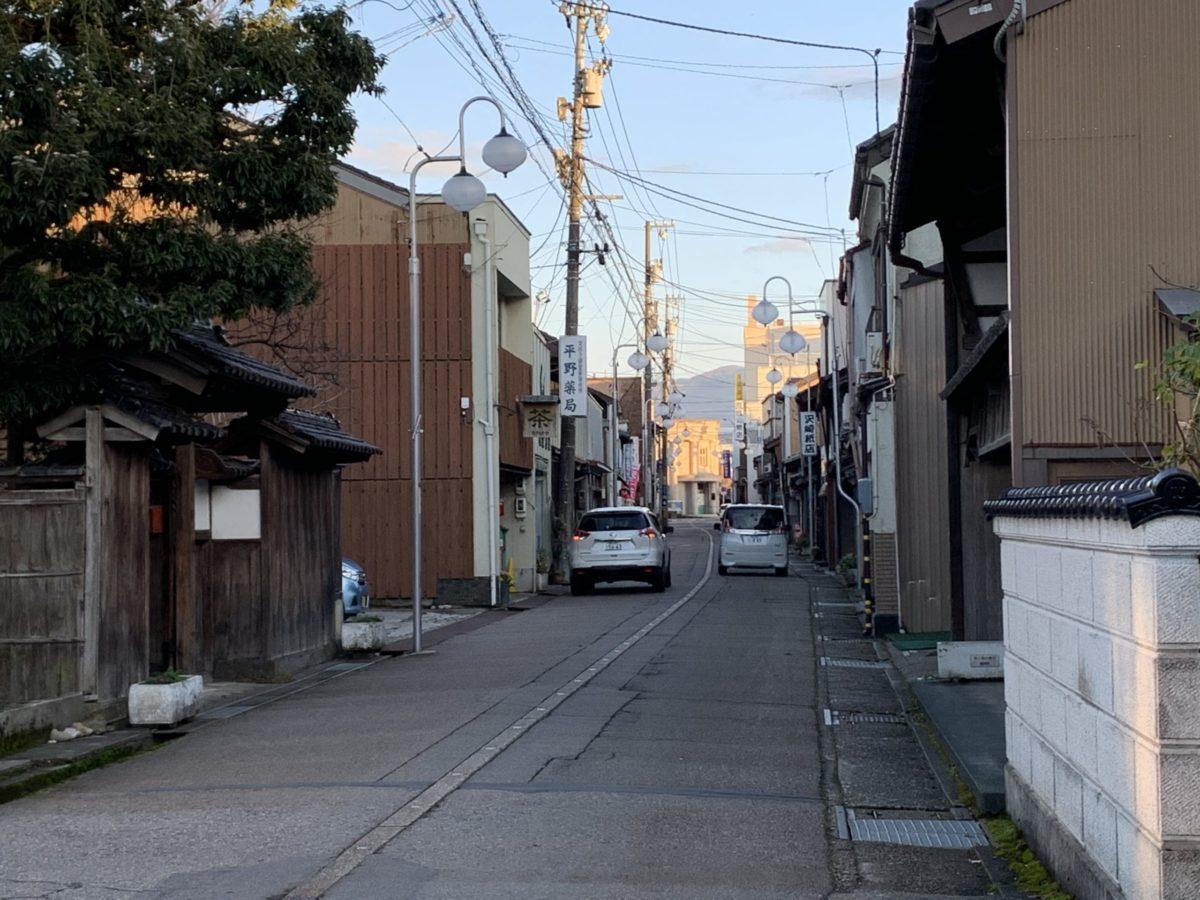 猿が辻公園から喜知屋への道6