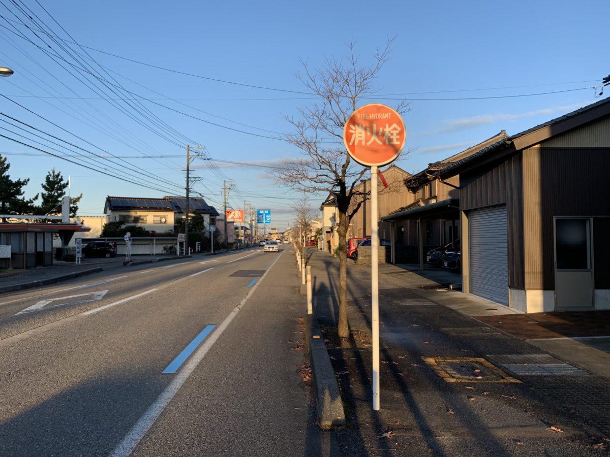 猿が辻公園から喜知屋への道3