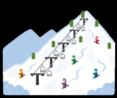 ■2020-2021冬■南砺市スキー場情報
