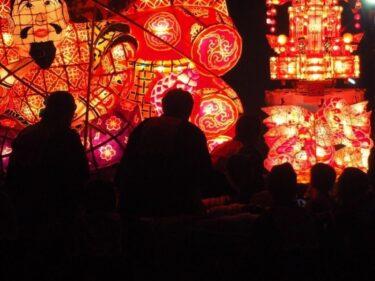【速報】令和3年度(2021年)福野夜高祭について。