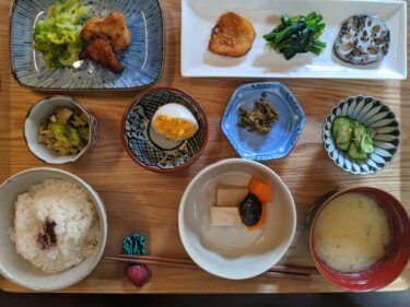 南砺で「京おばんざいランチ」が楽しめるカフェ