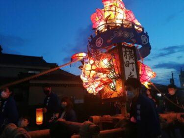 今年の福野夜高祭を写真でふり返ろう!