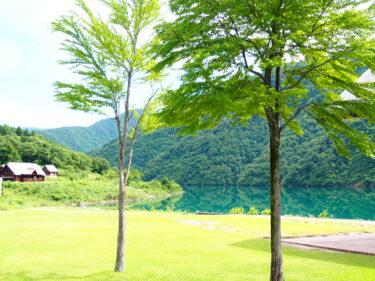 桂湖 カヌー 山歩き 上平 ふくのーと