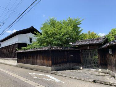 【 貴重 】南砺市にある吉田鉄郎の建物を見学してきたよ!