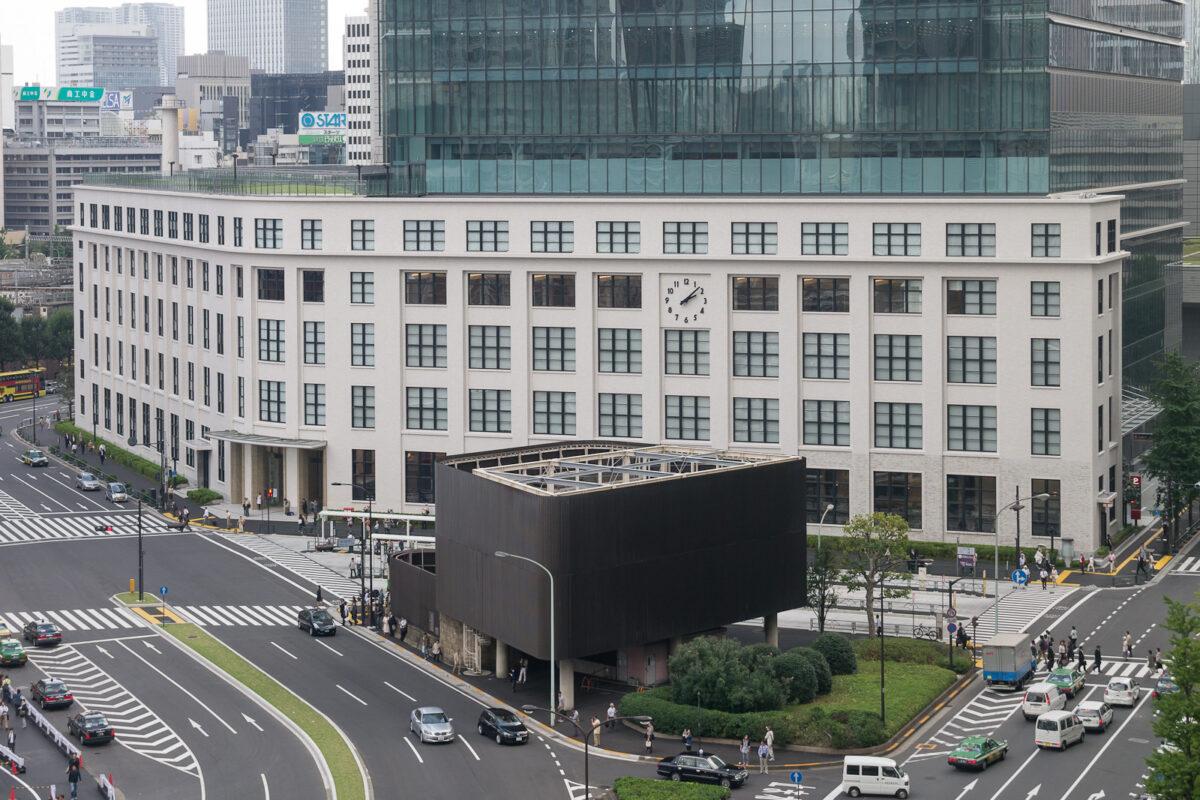 旧東京中央郵便局