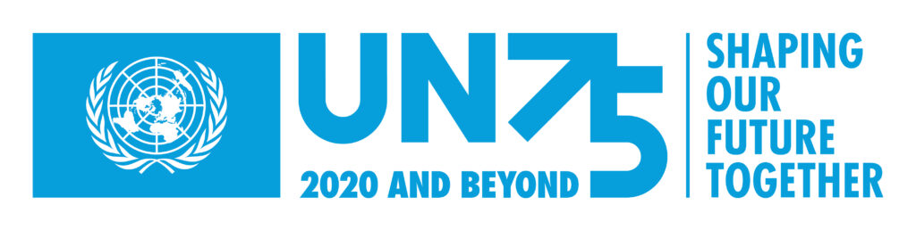 国連ロゴ_75周年バージョン