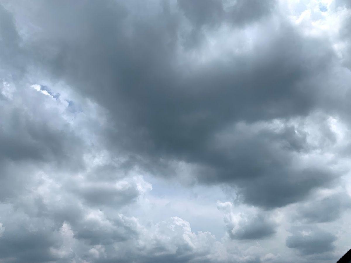2021年7月14日曇天