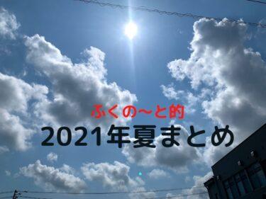 2021年夏まとめ