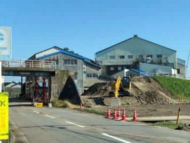 橋の工事現場1