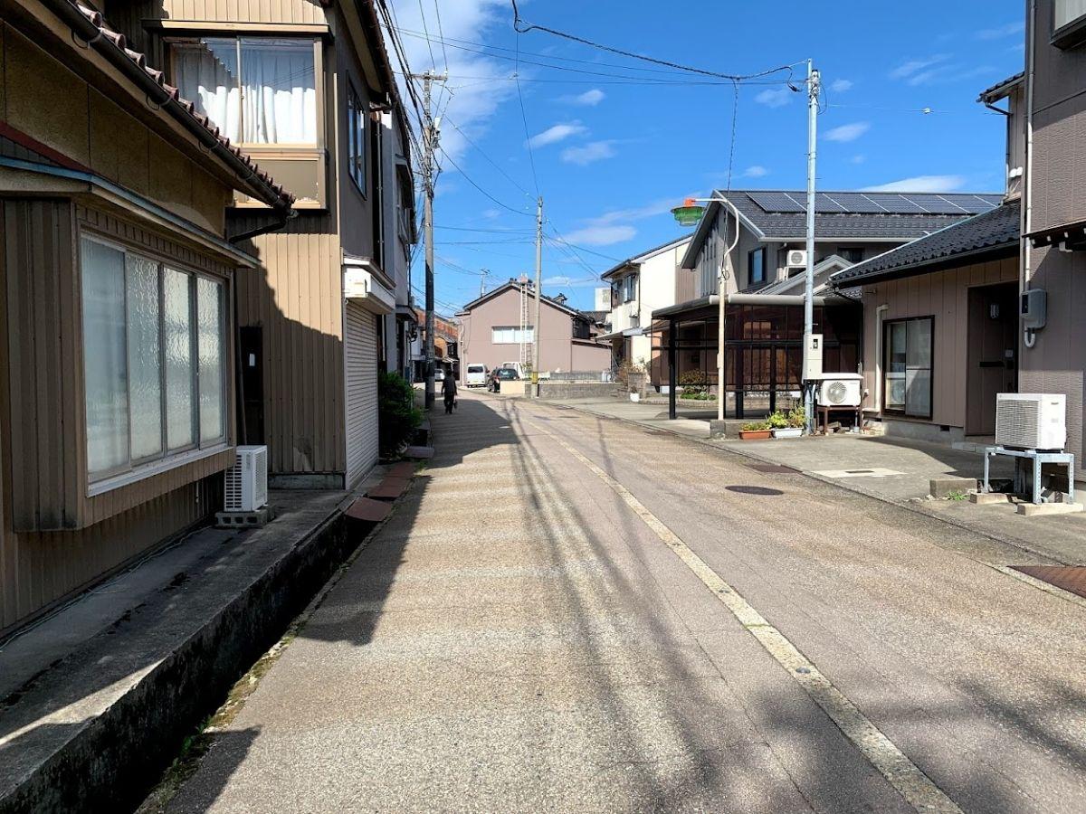 七津屋通り