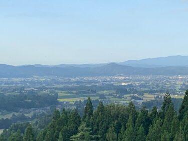 南砺市の風景
